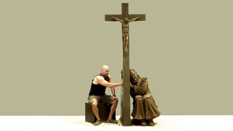 St. Padre Pio – I Absolve You