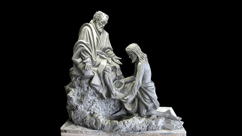 Christ-Washing-Peter-Feet