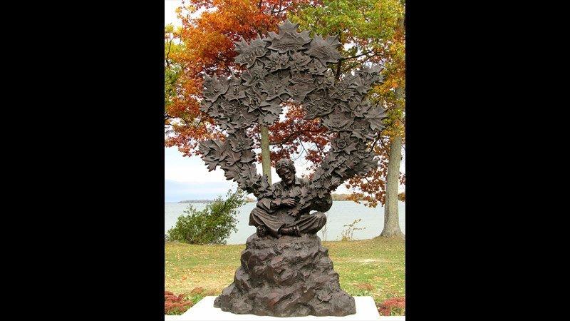 Gordon Lightfoot Monument