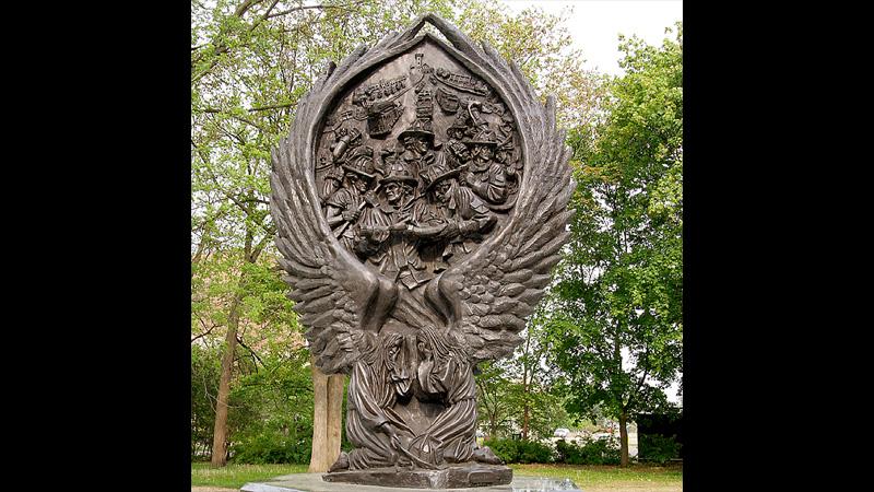 Fallen Fire Fighter Memorial